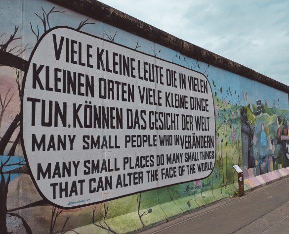 Berlino in 3 giorni: si, ma di corsa!