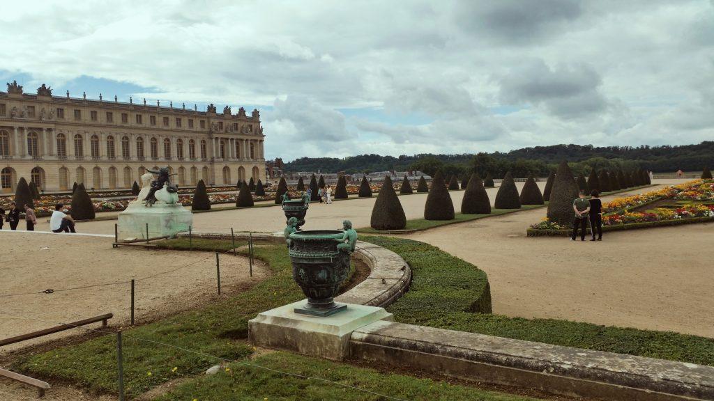 giardini, versailles dintorni di Parigi