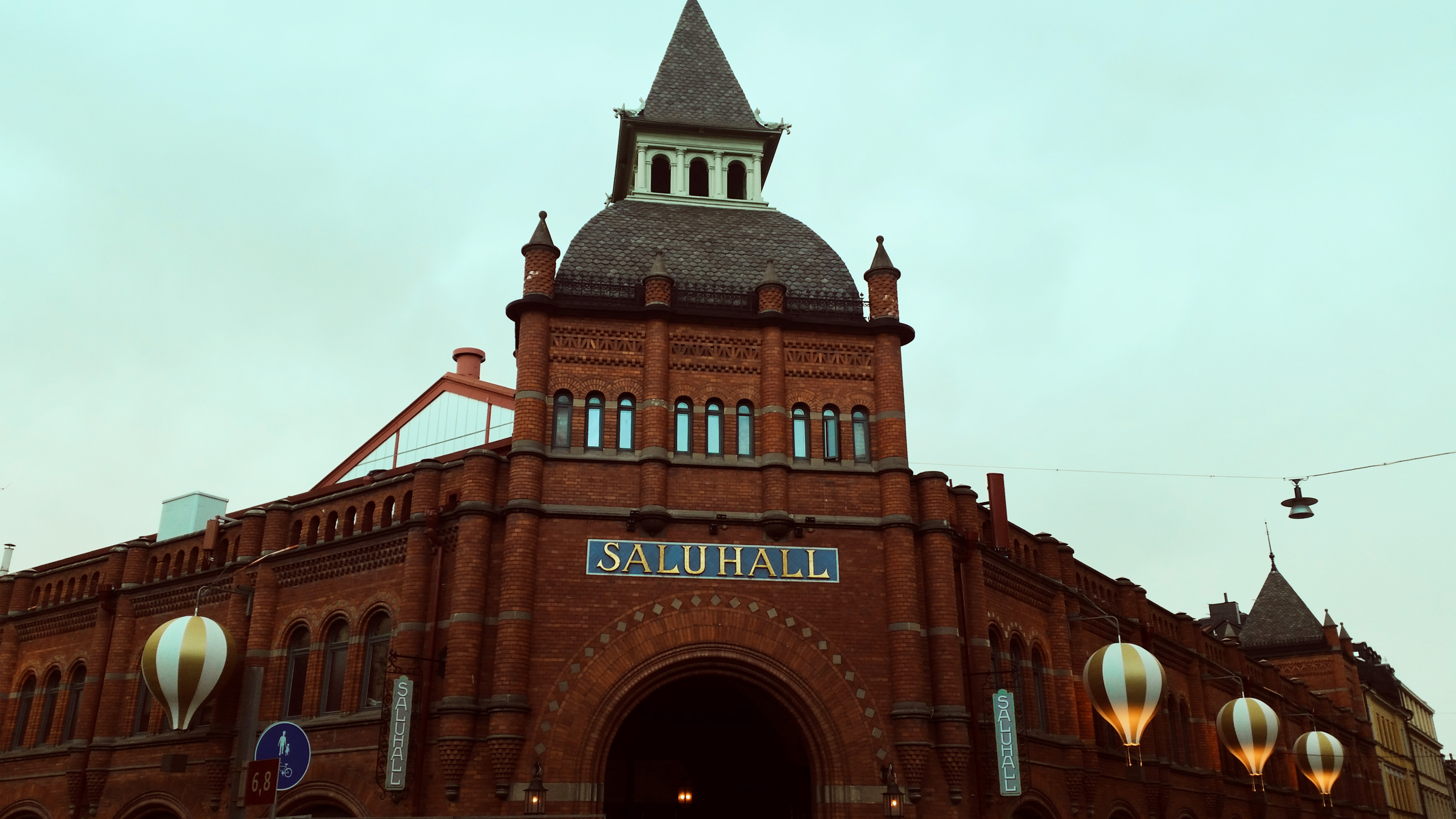 mercato saluhall