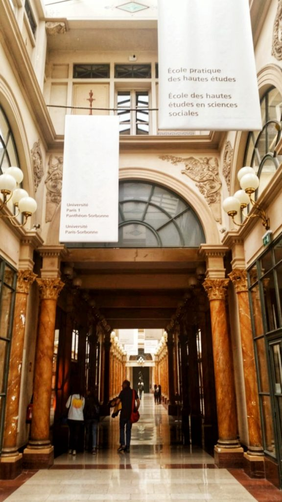 Galerie Colbert, passages parigini