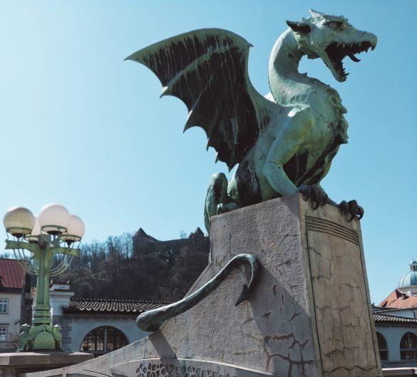 Un itinerario di 1 giorno alla scoperta di Lubiana
