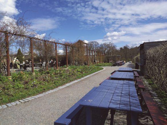 Rosendals Trädgård, un paradiso in centro a Stoccolma