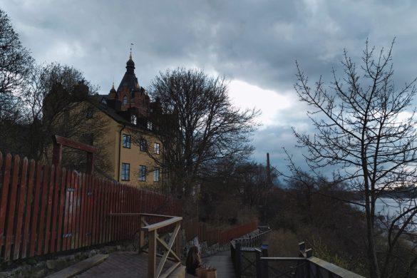 Monteliusvagen, la miglior vista di Stoccolma