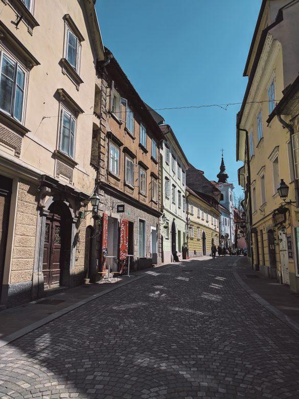 centro di Lubiana