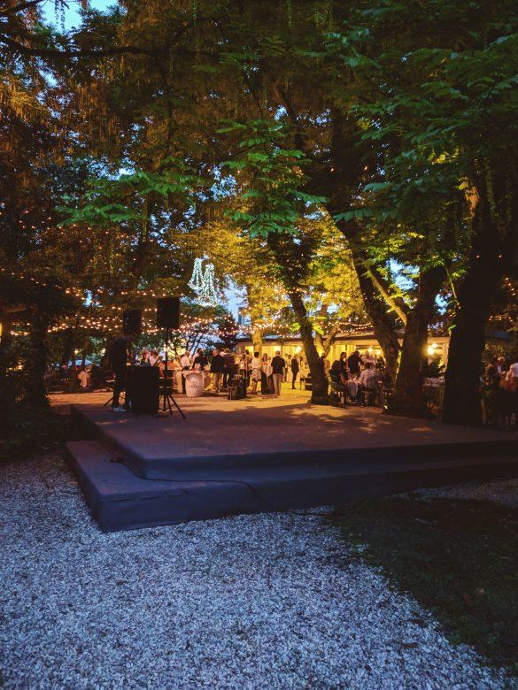Villa Revedin, serata Non Solo Crudo