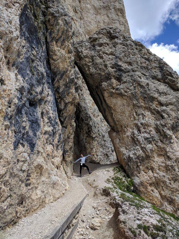 Moena, la Fata delle Dolomiti