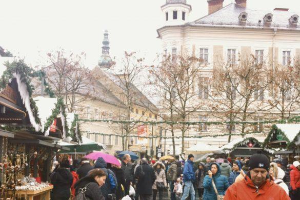 Alla scoperta dei mercatini di Natale a Klagenfurt