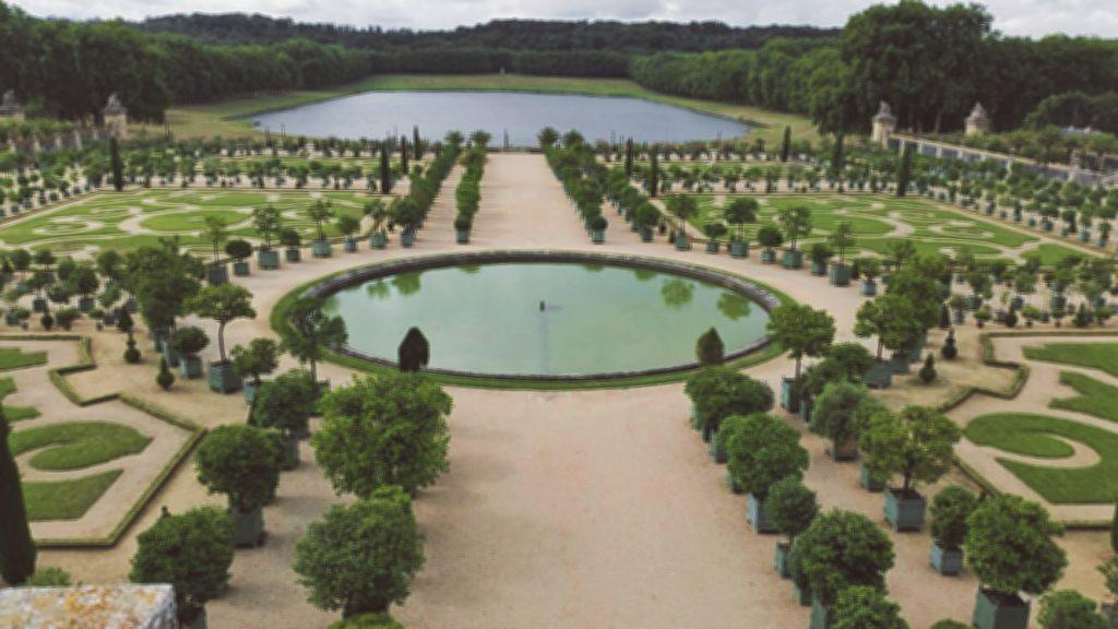 giardini, versailles