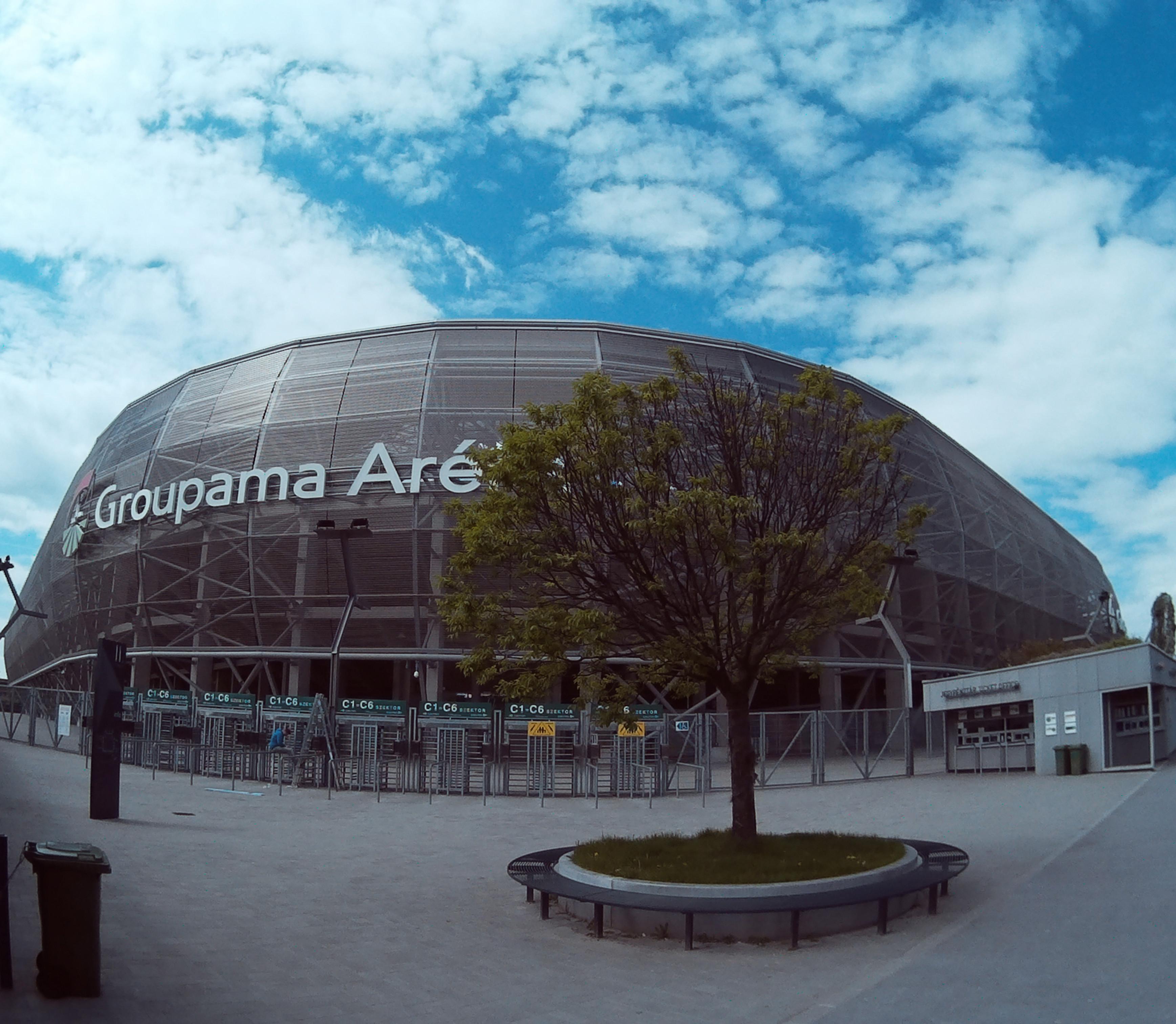 stadio budapest