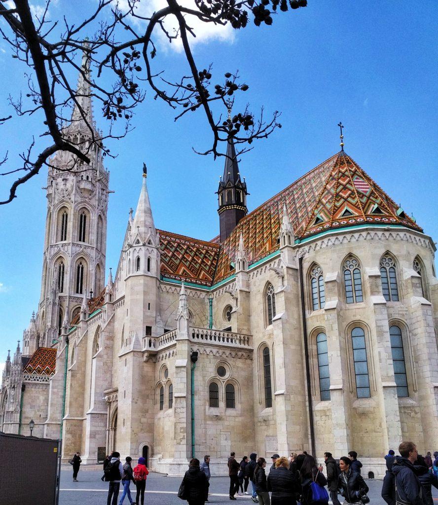 chiesa di mattia budapest