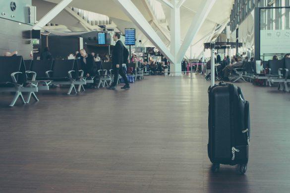 partenza aeroporto