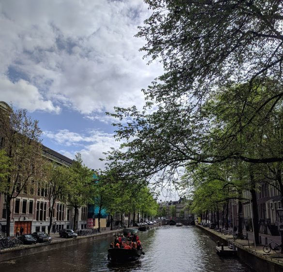 itinerario olanda