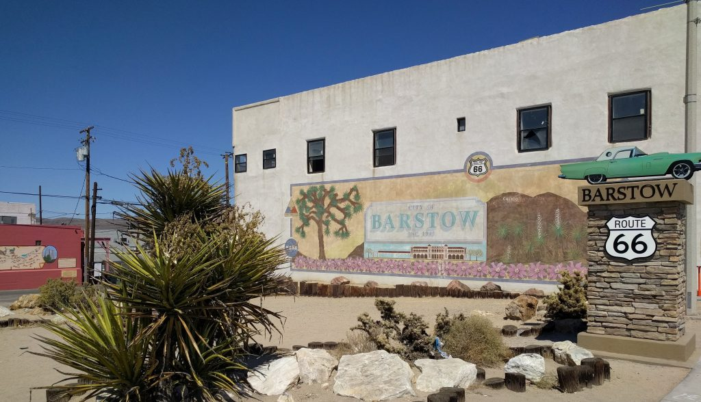 barstow, route 66