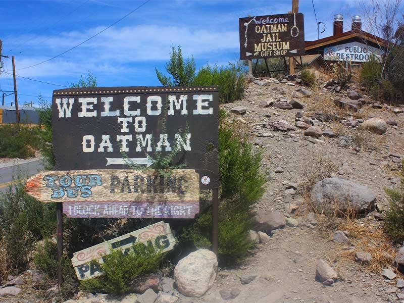 oatman-route-66