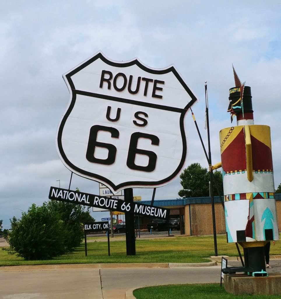 elk city Route 66 oklahoma