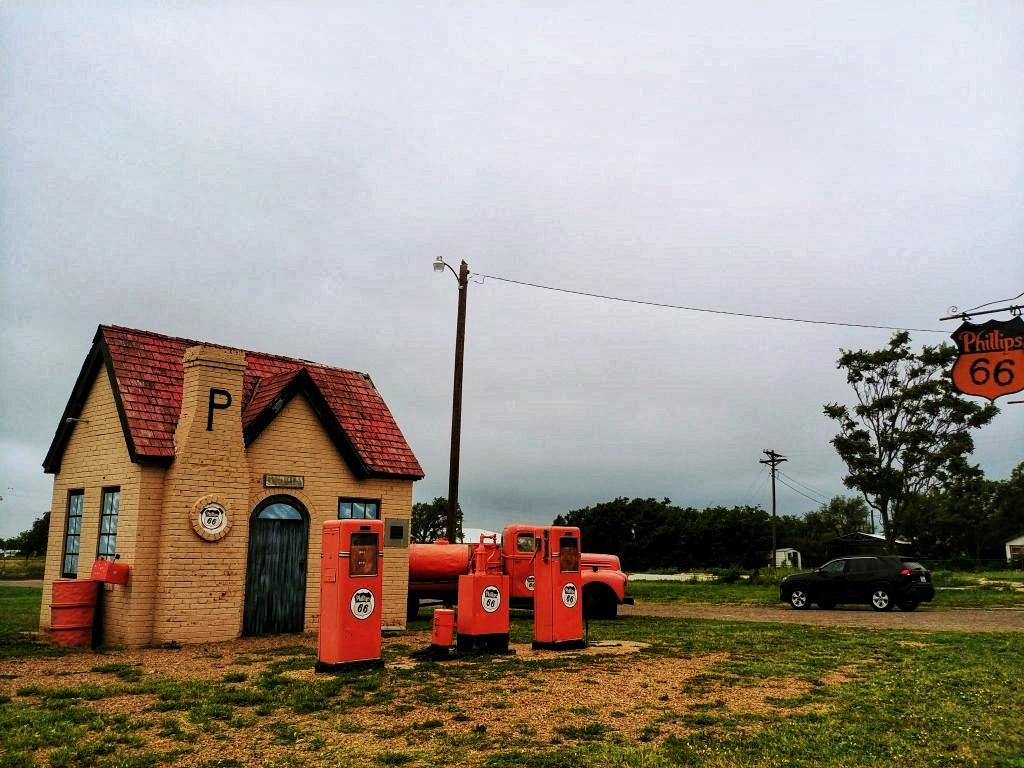 stazione di servizio mclean