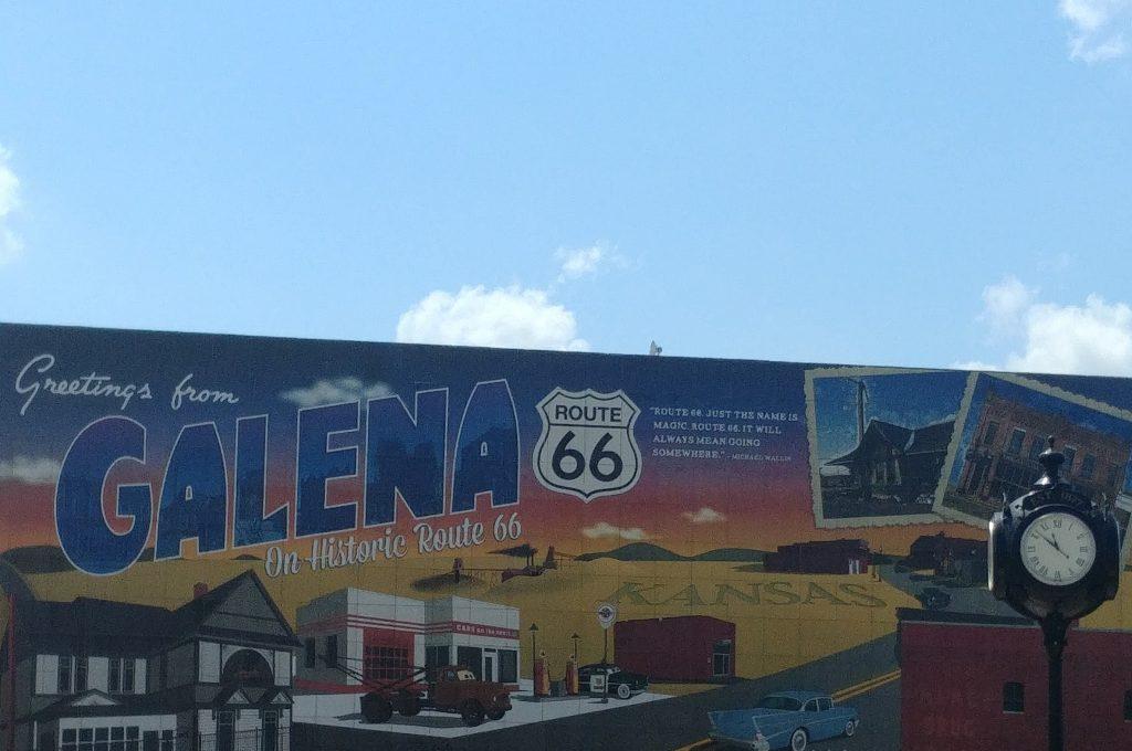 galena route 66 kansas