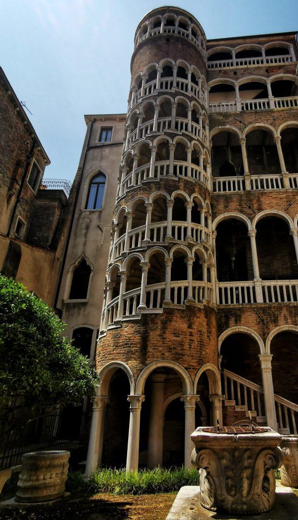 scala contarini venezia